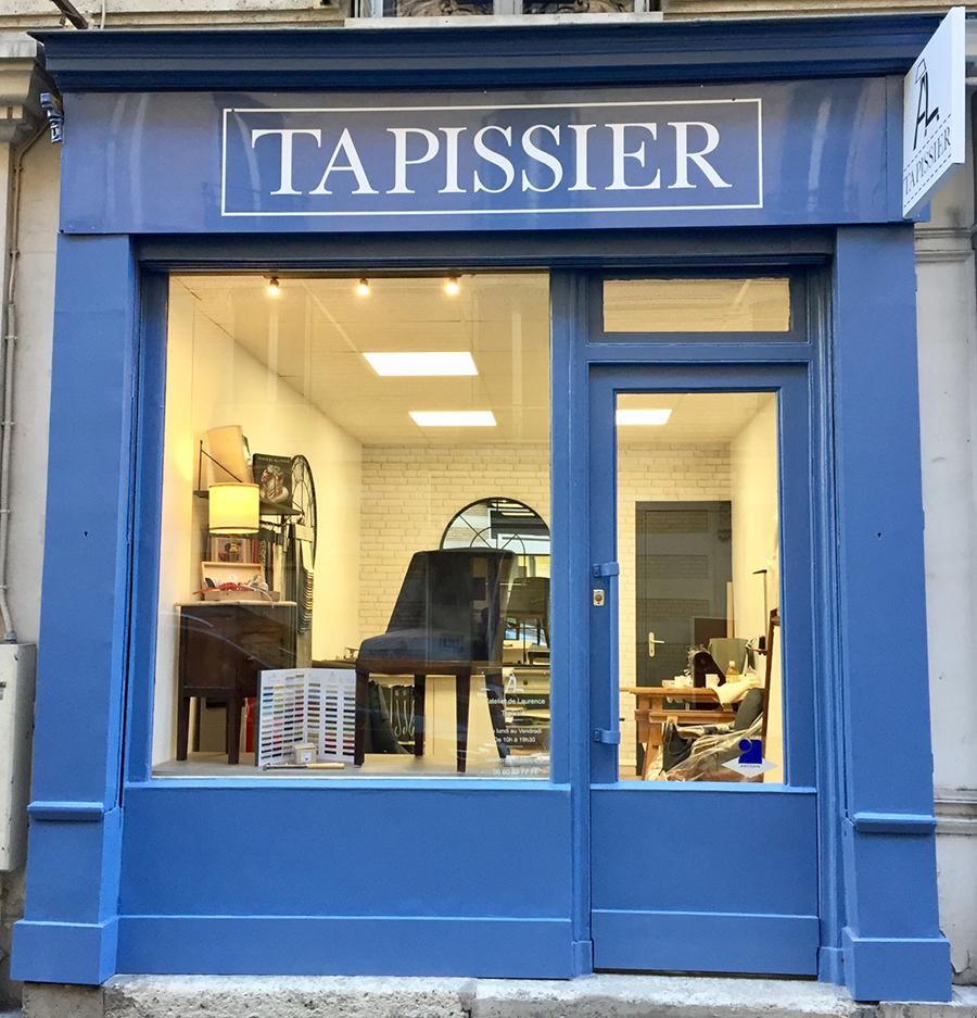 atelier tapissier paris